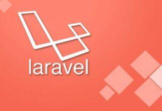 Thiết kế web với framework Laravel